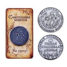 Монета Екатерина