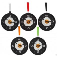 Часы настенные электронные Сковорода мал