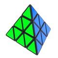Кубик Рубика  треугольный 7111