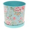 Горшок 400 мл для цветов с поддоном d=8,7 см Розалия 1320817