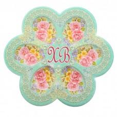 Пасхальная подставка под 6 яиц  ХВ цветы 1253090