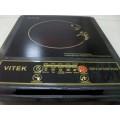 Плита VITEK 2500W с инфрокрасным нагревом B308