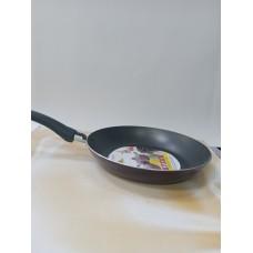 Сковорода с антипригарным покрытием 24 см Consul с крышкой 689055