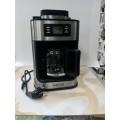 Кофемашина (кофеварка + кофемолка) QIM 6628 QIM 6628