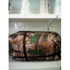 Спальный мешок толстый 2х-сп