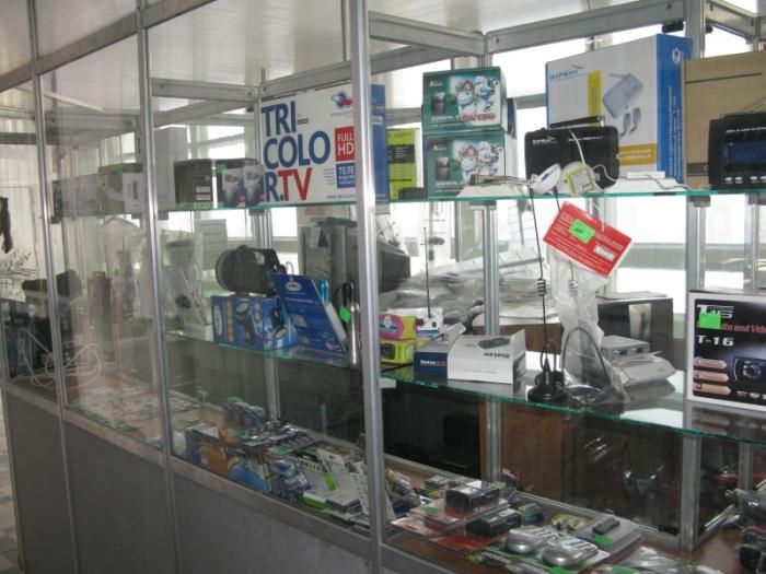 Теле-радио, ремонтная мастерская
